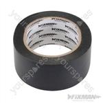 Insulation Tape - 50mm x 33m Black