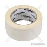 Low Tack Masking Tape - 50mm x 50m