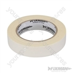 Low Tack Masking Tape - 25mm x 50m