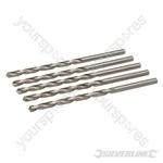 Metric HSS-R Long Series Bits 5pk - 6.5 x 148mm