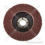 Aluminium Oxide Flap Disc - 100mm 60 Grit