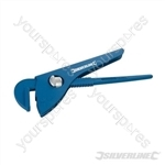 Thumbturn Pipe Wrench - Length 300mm - Jaw 60mm