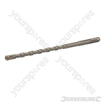 SDS Plus Crosshead Drill Bit - 10 x 210mm