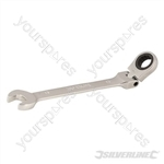 Flexible Head Ratchet Spanner - 13mm