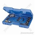 Diesel Engine Compression Testing Kit 16pce - 16pce