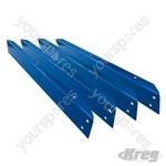"Universal Bench Rails 4pk - KBS1005 356mm (14"")"