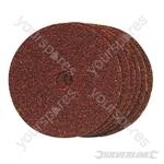 Fibre Discs 100 x 16mm 10pk - 100mm 60 Grit