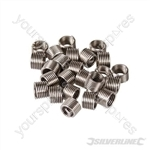Helicoil Type Thread Inserts - M5 x 0.8mm 25pk
