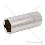 "Deep Socket 1/2"" Drive 6pt Metric - 24mm"
