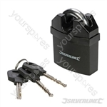 Close Shackle Padlock - 61mm