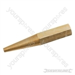 "Left-Hand Threaded Tapered Spindle - 12.7mm (1/2"")"