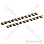 Tungsten Carbide Planer Blades 2pk - 80 x 5.5 x 1.1mm