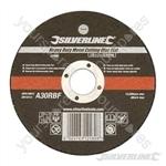 Heavy Duty Metal Cutting Disc Flat - 125 x 3 x 22.23mm