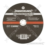 Heavy Duty Stone Cutting Disc Flat - 230 x 3 x 22.23mm