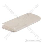 Cotton Twill Dust Sheet - 3.6 x 2.7m  (12' x 9') Approx