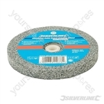 Aluminium Oxide Bench Grinding Wheel - 125 x 13mm Coarse