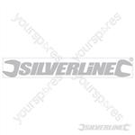 Window Stickers - 1000mm Silver - Inside