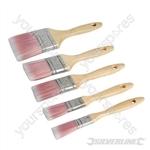 Synthetic Brush Set 5pce - 5pce