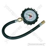 Tyre Dial Gauge - 0 - 100psi (0 - 10bar)