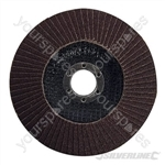 Aluminium Oxide Flap Disc - 125mm 80 Grit
