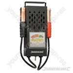 Battery & Charging System Tester - 6V & 12V