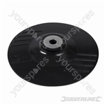Rubber Backing Pad - 180mm