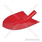 Frankfurter No.5 Shovel Head - 330 x 260mm (1kg)