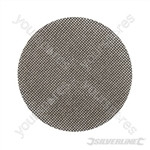 Hook & Loop Mesh Discs 125mm 10pk - 120 Grit