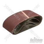 Sanding Belt 100 x 560mm 5pk - 150 Grit