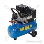 DIY 2hp Air Compressor 1500W - 24Ltr