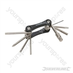 Bicycle Multi-Function Tool - 8 Function