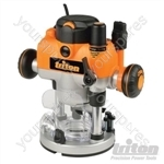 1400W Dual Mode Precision Plunge Router - MOF001 UK