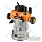2400W Dual Mode Precision Plunge Router - TRA001 UK