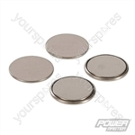 Lithium Button Cell Battery CR2016 4pk - CR2016