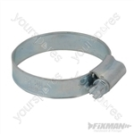Hose Clips 10pk - 35 - 50mm (2A)