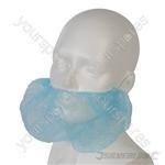 Disposable Beard Net 100pk - One Size