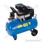 DIY 2hp Air Compressor 1500W - 50Ltr