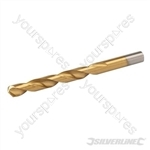 HSS Titanium-Coated Drill Bit - 10.5mm