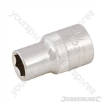 "Socket 1/2"" Drive 6pt Imperial - 7/16"""