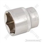 "Socket 1/2"" Drive 6pt Imperial - 1-1/4"""