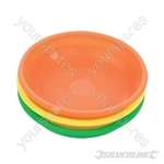 Magnetic Hi-Vis Part Trays 150mm - 3pce