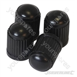 Tyre Dust Caps 4pk - 4pk