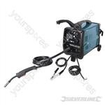 MIG/MAG Combination Gas/No Gas Welder - 30-135A