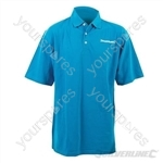"Silverline Poly Cotton Polo Shirt - Large (107cm / 42"")"