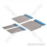 Body Filler Application Set 4pce - 50, 80, 100 & 120mm