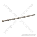 SDS Max Crosshead Drill Bit - 25 x 500mm
