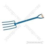 All-Steel Digging Fork - 990mm