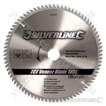 TCT Veneer Blade 100T - 300 x 30 - 25, 20, 16mm Rings