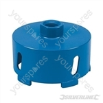 Diamond Core Drill Bit - 107 x 47mm