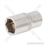 "Socket 1/4"" Drive 6pt Metric - 10mm"